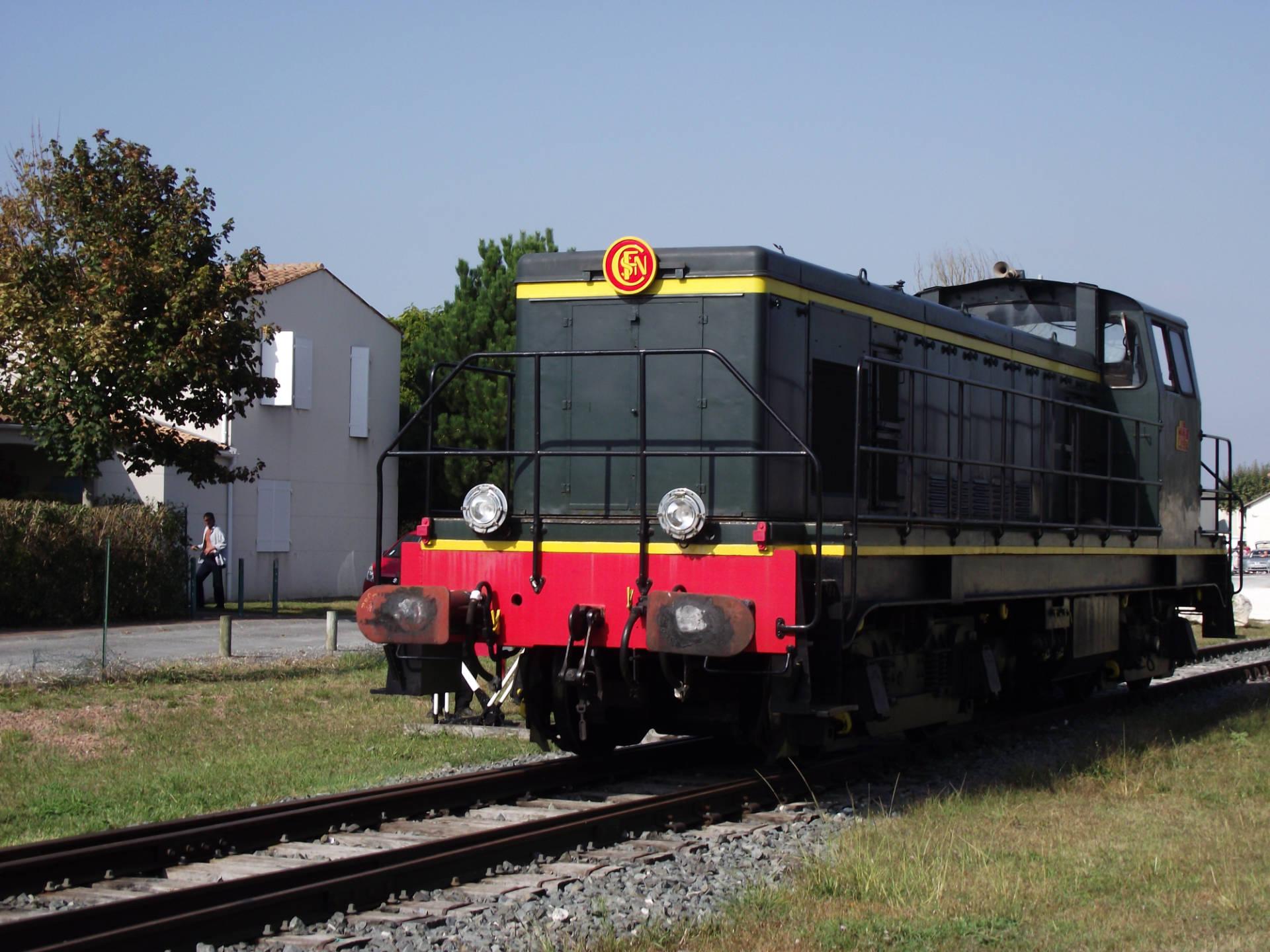 locotracteur-Y-2330
