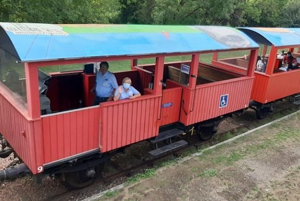 Devenir bénévole au Train Des Mouettes